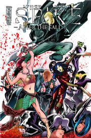 Spike After The Fall #4 Cover A (2008) IDW Publishing comic book